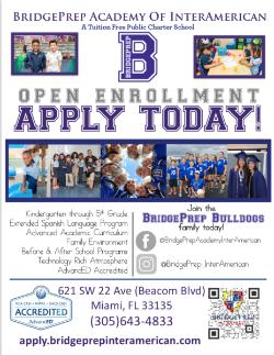 Apply Today for 2020-2021